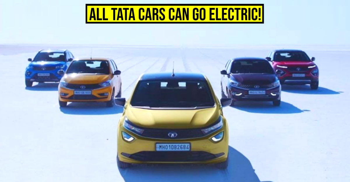 All our cars can go electric tomorrow: Shailesh Chandra of Tata Motors says