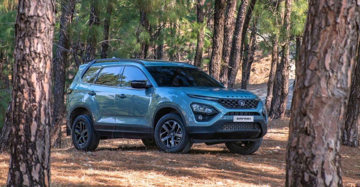 All-new Tata Safari Adventure Edition: In images