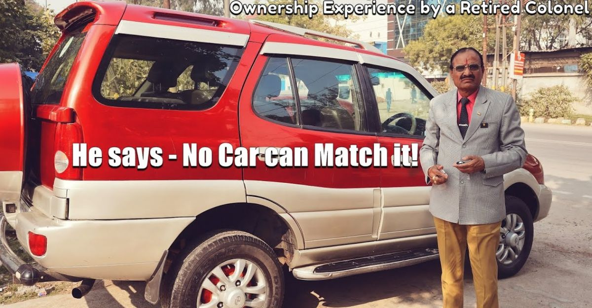 Tata Safari owner reviews SUV after 11 years, 3 lakh kms