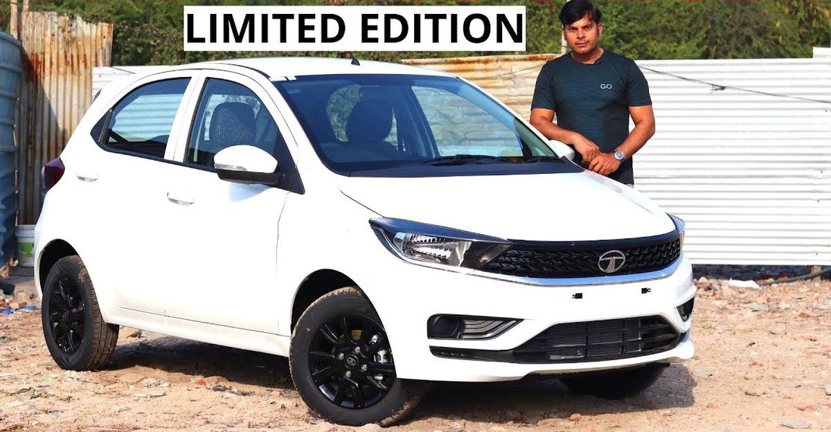 Tata Tiago Limited Edition version explained in detail