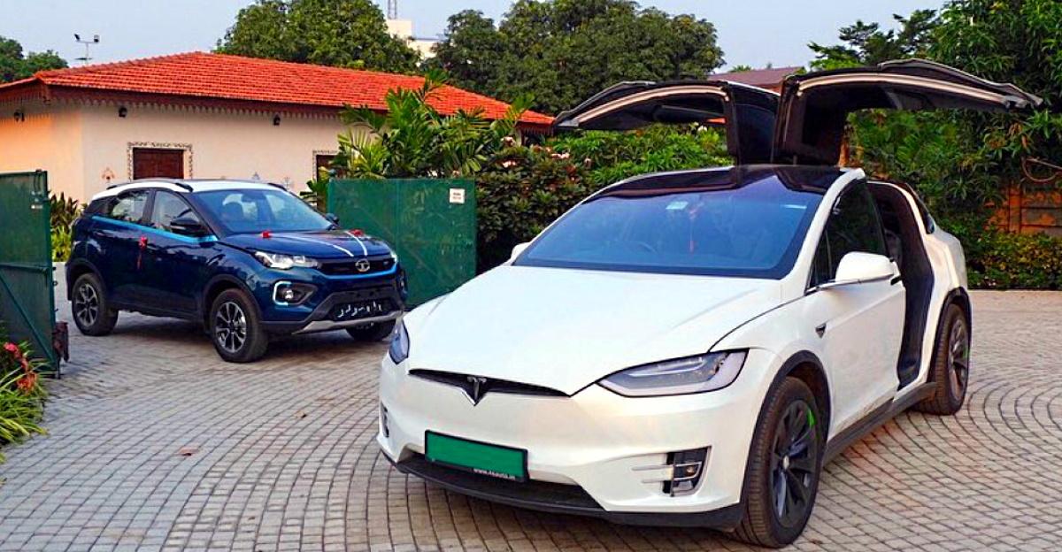 Tesla to set up electric car factory in Karnataka