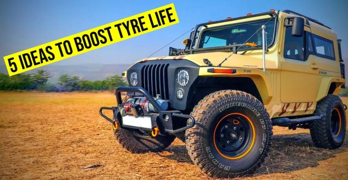 Easy & highly effective ways to double the life of your car's tyres