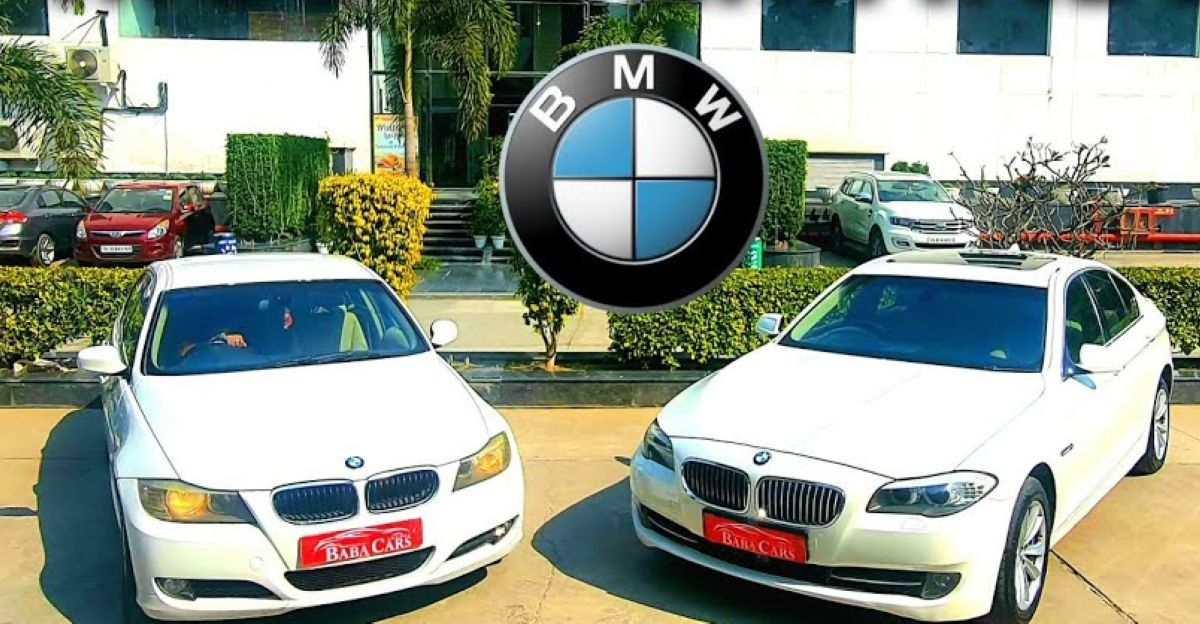 Pre-owned BMW luxury sedans selling at the price of a premium hatchback