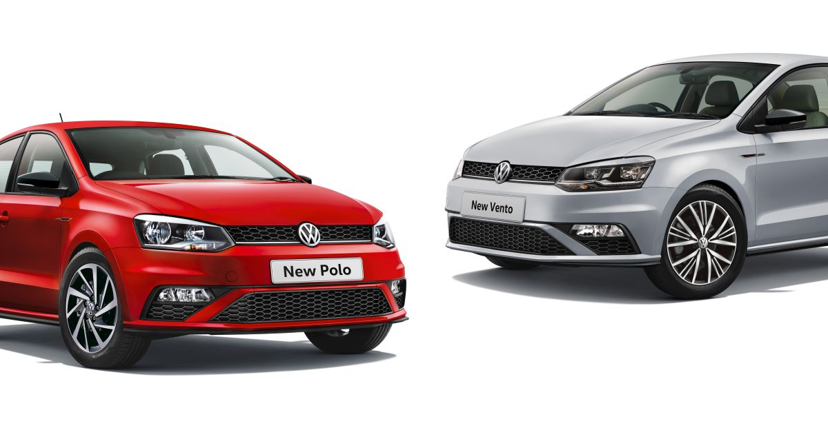 Volkswagen Polo Turbo Petrol & Vento Turbo Petrol launched at very attractive prices