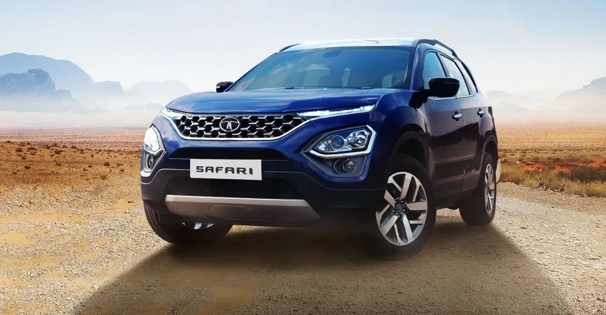 All-new Tata Safari's waiting period extends to 2.5 months