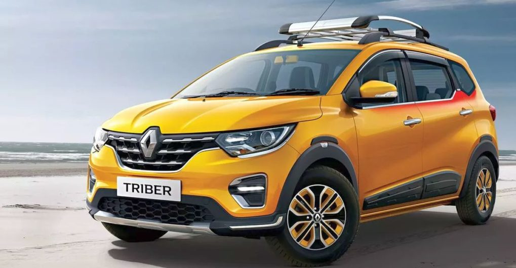2021 Renault Triber compact MPV launched at Rs. 5.30 lakh - CarToq.com