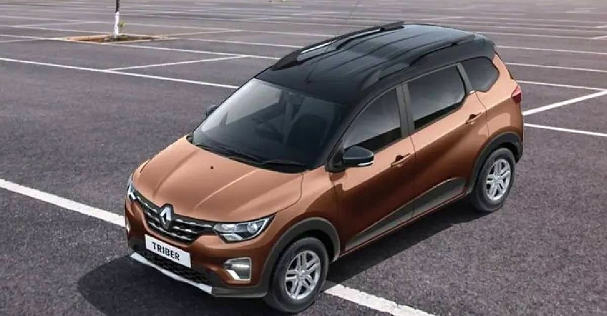 2021 Renault Triber details leaked ahead of launch