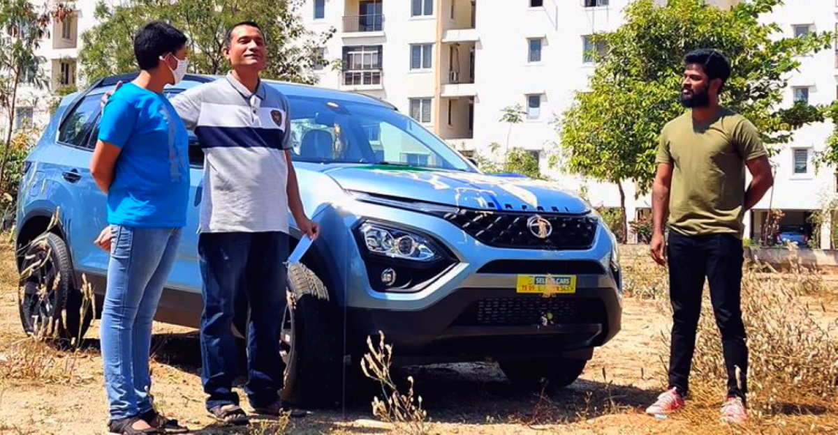 Hyundai Santro owner upgrades to all new Tata Safari: Ownership review [Video]
