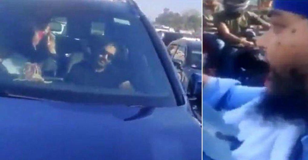 Punjab man blocks Ajay Devgn's BMW X7 in support of farm bills, arrested - CarToq.com