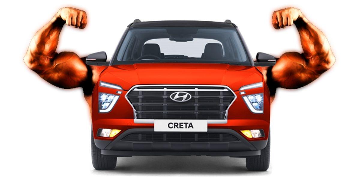 Hyundai Creta is India's best selling SUV, outsells even sub-4 meter SUVs