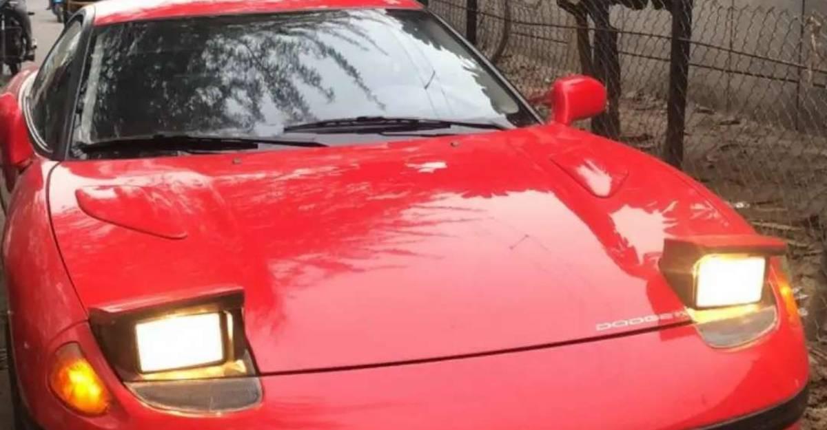 Rare Dodge Stealth sportscar with 220 Bhp V6 petrol engine for sale