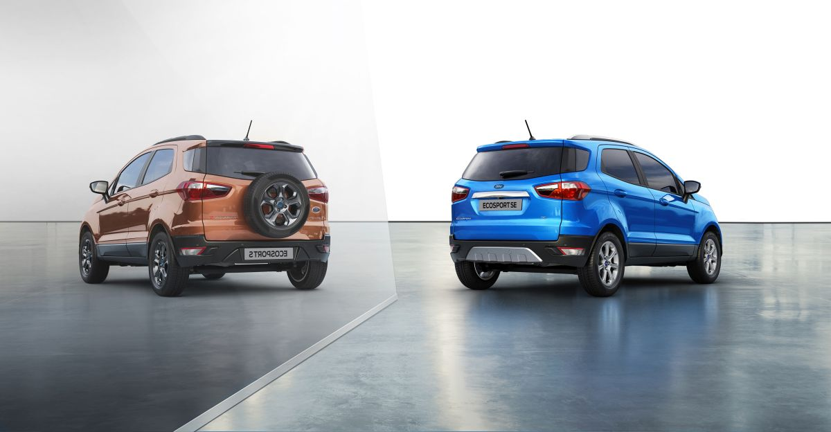 Ford Ecosport SE launched at Rs. 10.49 lakhs