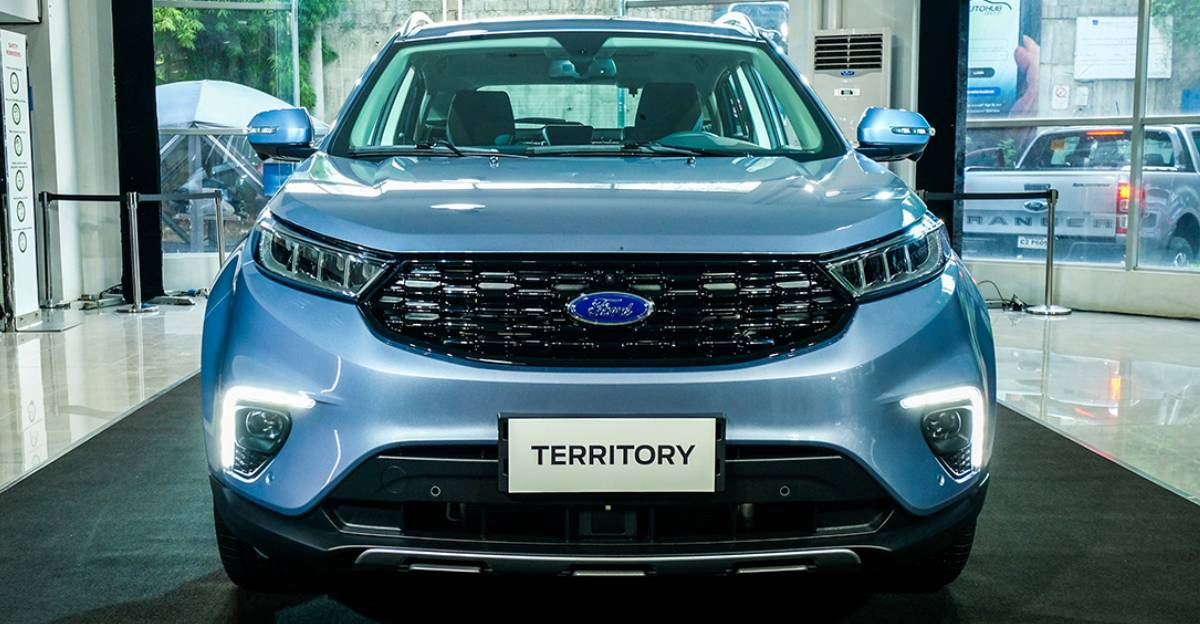 Ford India to launch Territory SUV to take on Tata Harrier & new Mahindra XUV500