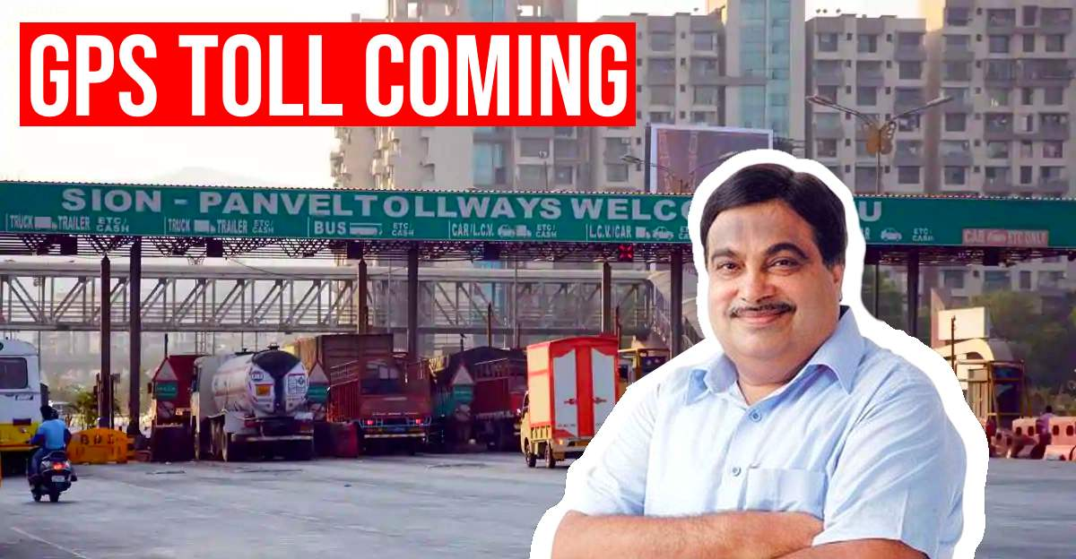 Nitin Gadkari: Toll booths to be removed within 1 year