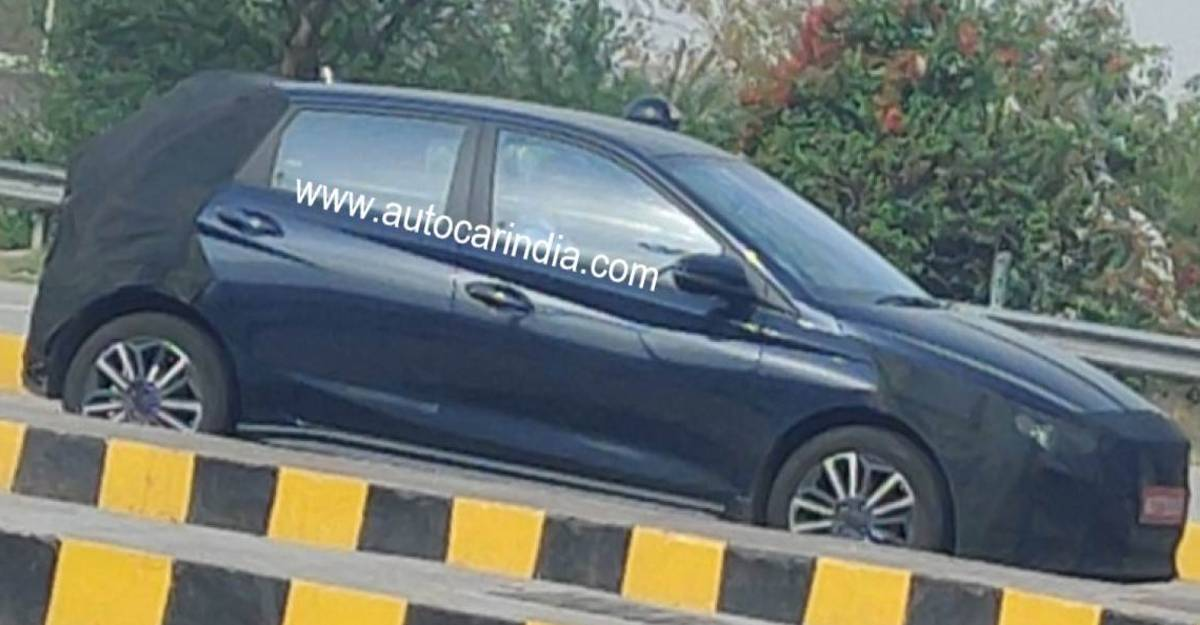Hyundai is testing the upcoming i20 N Line in India before official launch