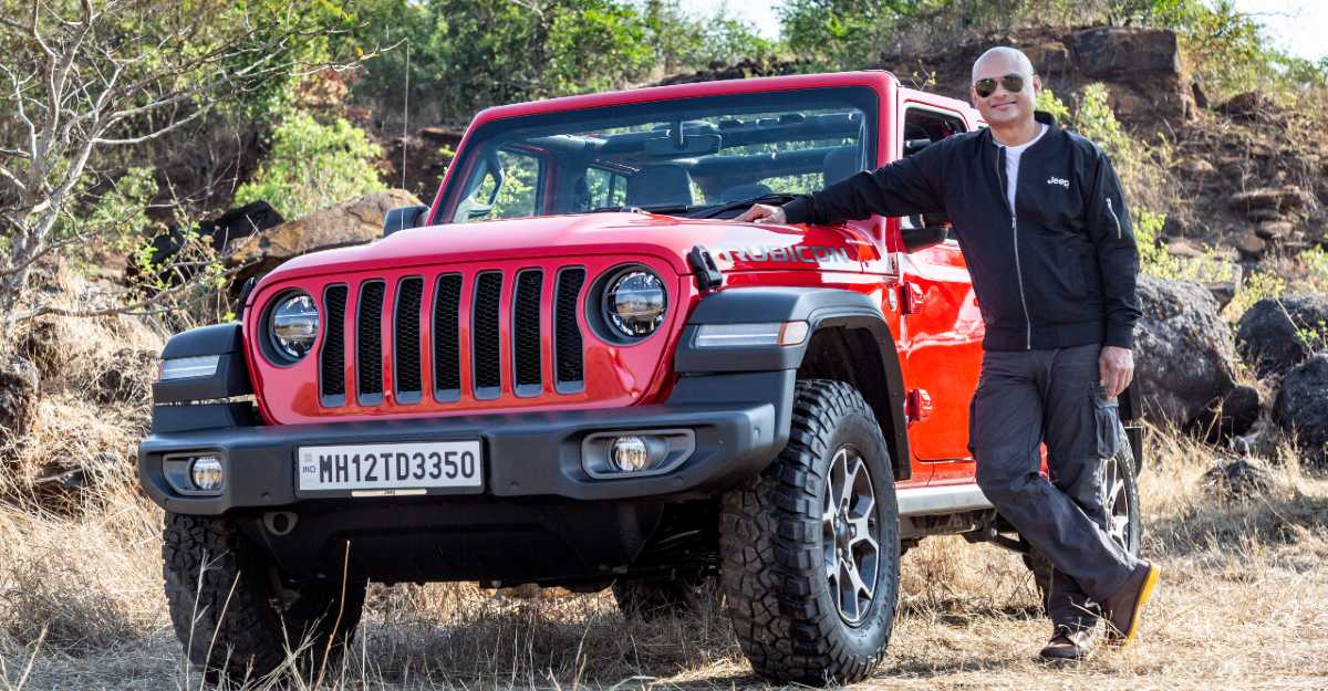 Made-in-India Jeep Wrangler launched at a price of Rs 53.9 lakh