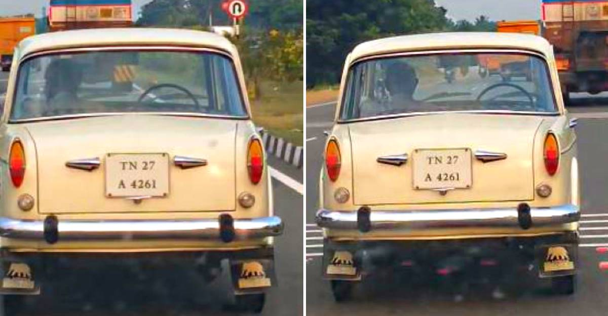 Driverless Premier Padmini spotted on a highway: How is it done?
