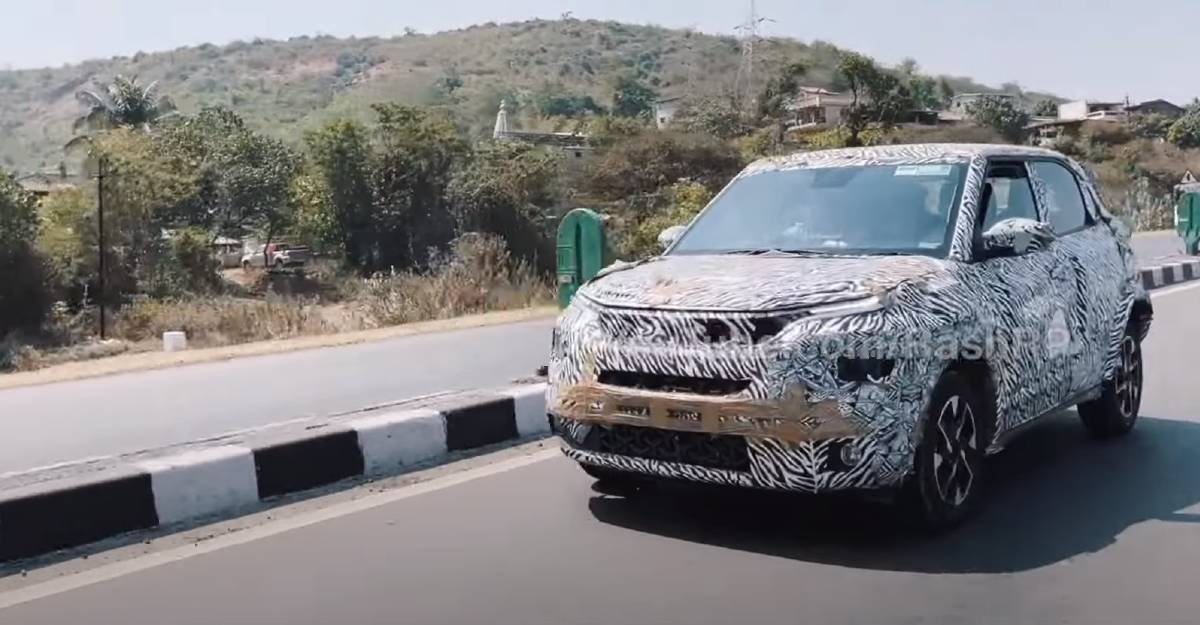 Upcoming Tata HBX spied testing before official launch [Video]