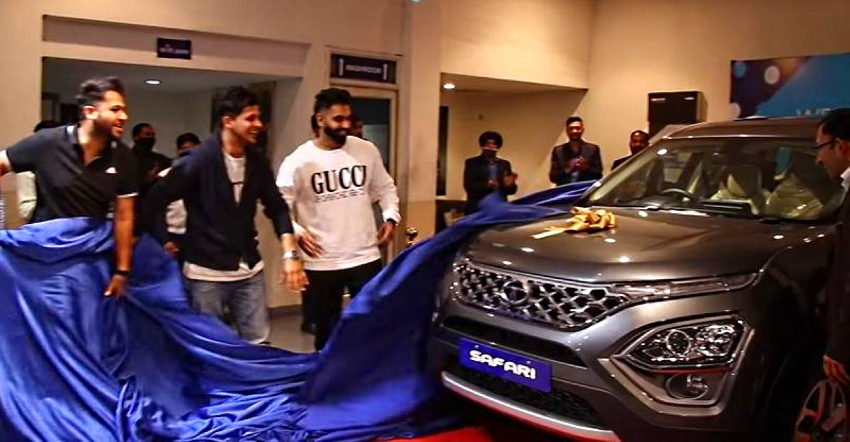 All-new Tata Safari's first owner Parmish Verma shares story behind buying it