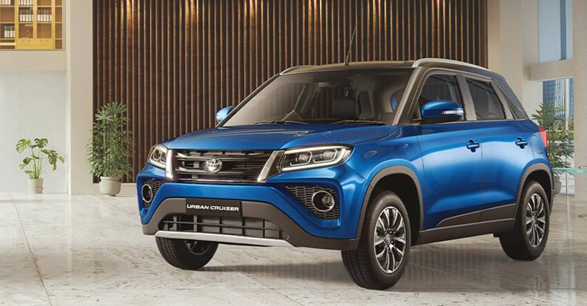 Toyota Urban Cruiser recalled for faulty airbag: Maruti Brezza unaffected