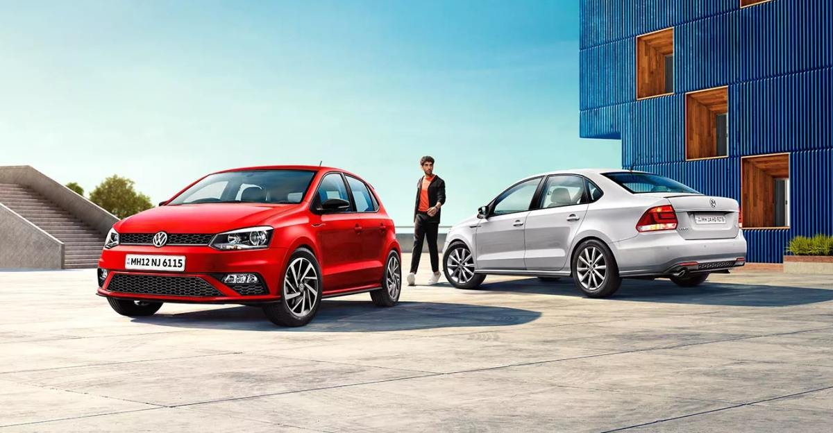 Discounts upto Rs. 1.78 lakh on Volkswagen Vento & Polo: Details