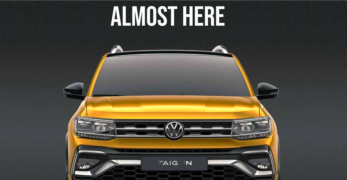 Volkswagen Taigun compact SUV official unveil date revealed