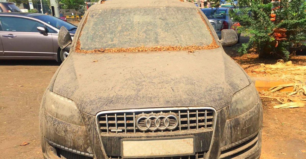 Owner of flood-damaged Audi Q7 wins court battle against insurance company