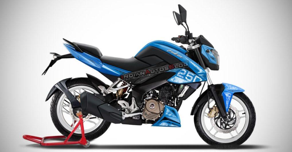 Upcoming Bajaj Pulsar 250: What the upcoming motorcycle could look like - CarToq.com