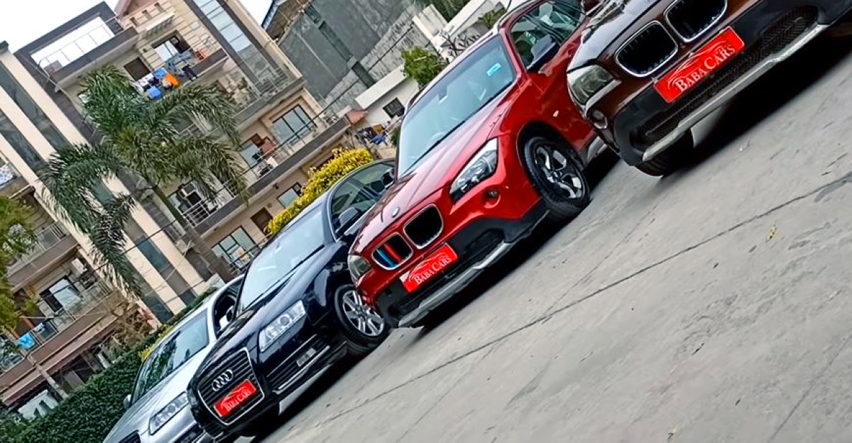 Used Audi & BMW luxury cars selling at compact sedan prices
