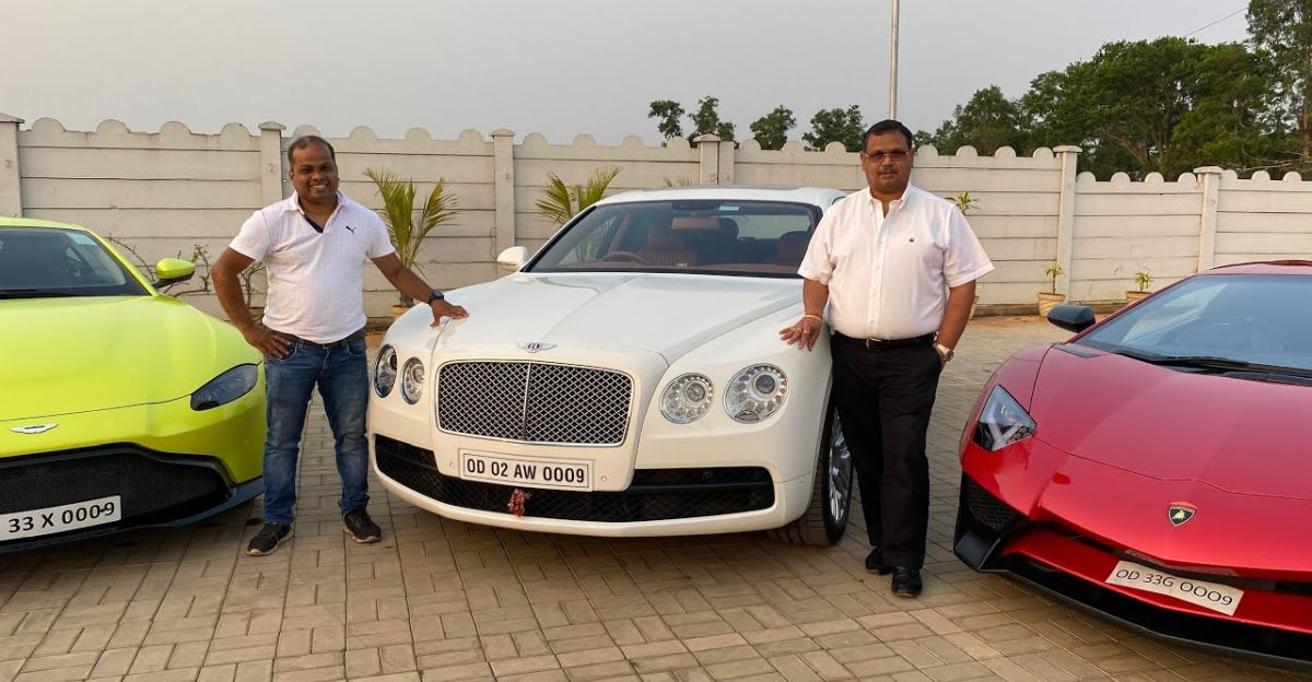 Meet the Maruti Suzuki dealer who owns 45 super exotic cars & 9 superbikes