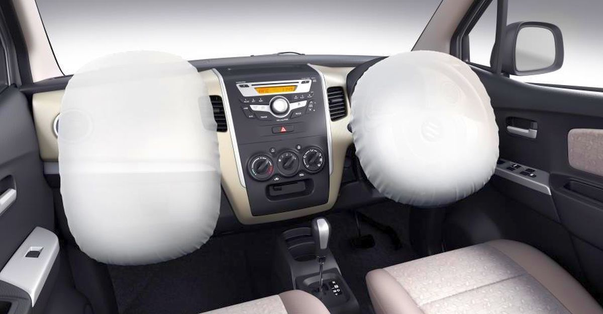 Dual Airbags mandatory on new cars from April 1, 2021