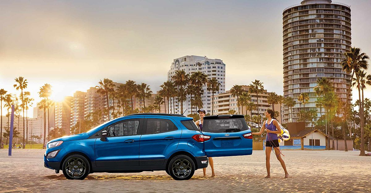 Ford EcoSport SE to launch tomorrow: Details