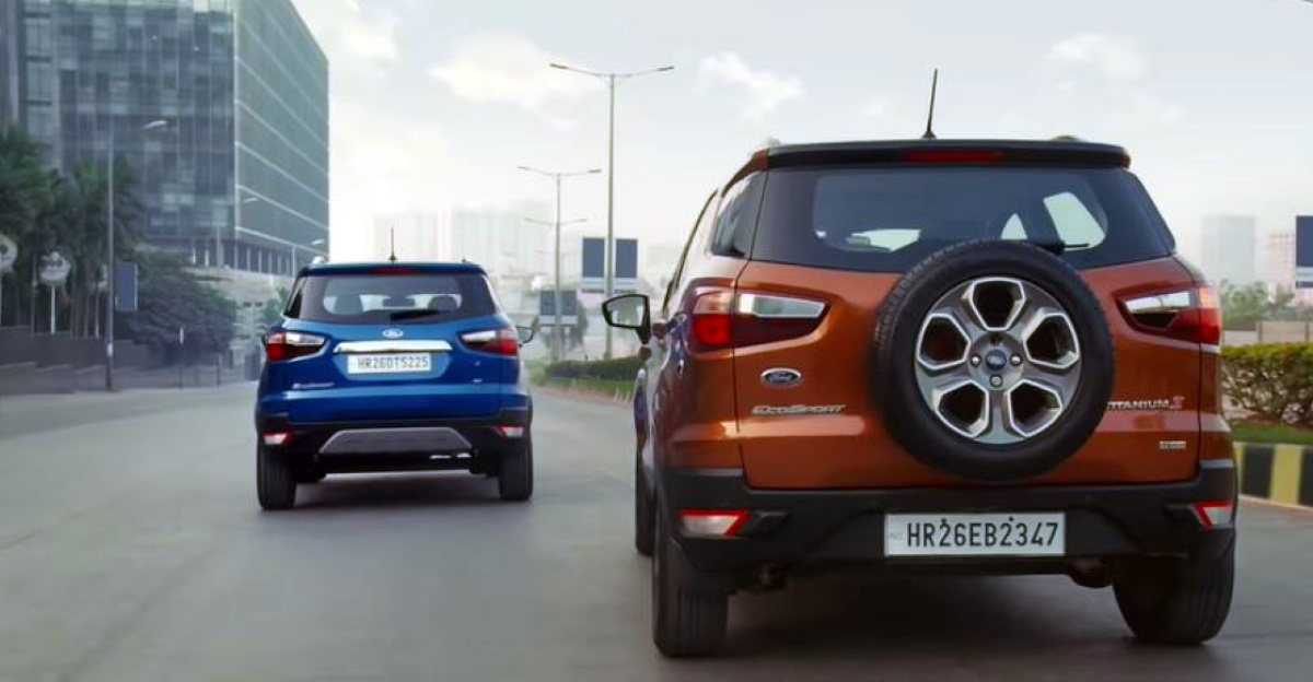 Ford India releases new TVC for EcoSport SE & EcoSport S