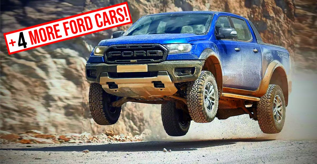 Ford to launch 5 new cars in India during 2021: Focus to Raptor