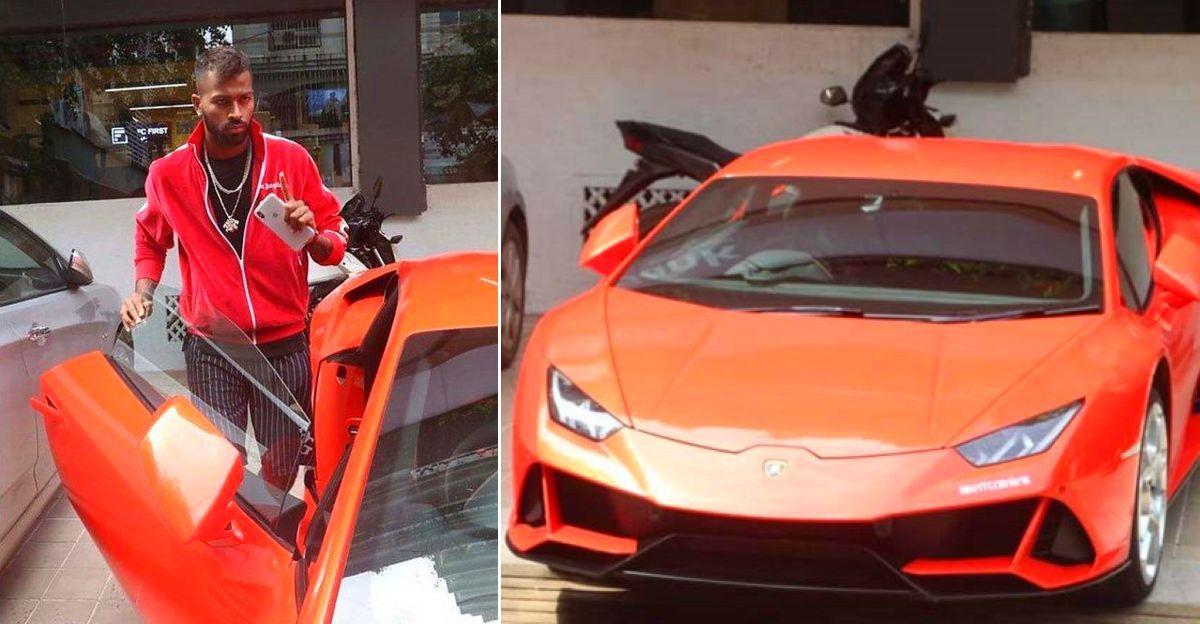 Indian Cricketer Hardik Pandya, & the cars he drives