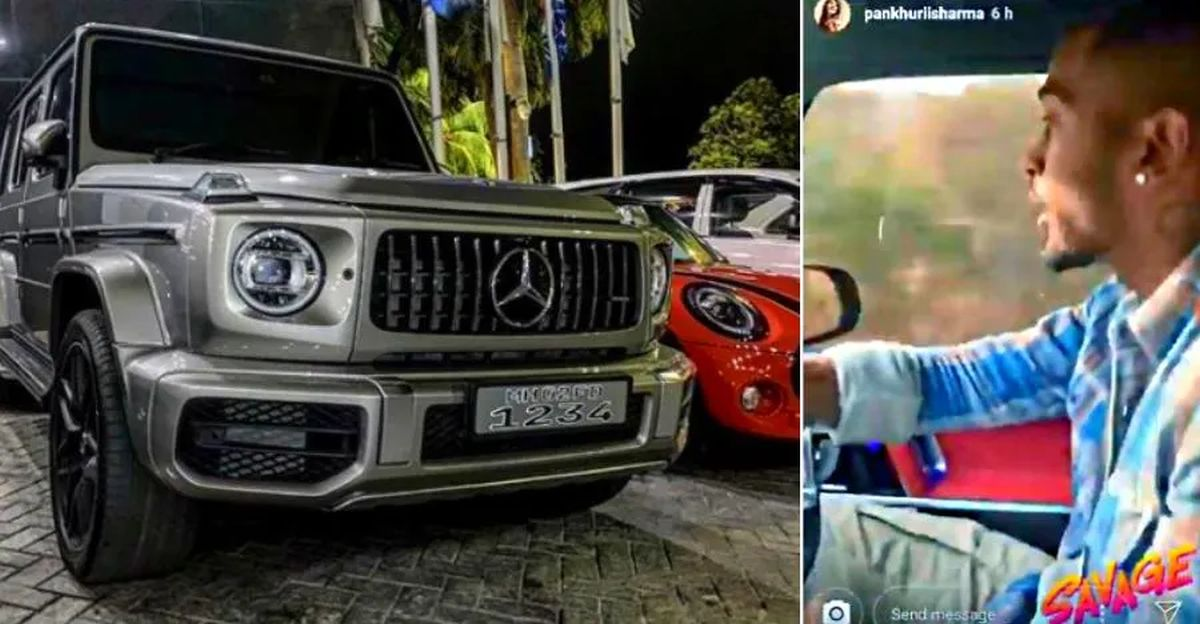 India's famous Mercedes Benz G-Wagen owners: Hardik Pandya to Ranbir Kapoor