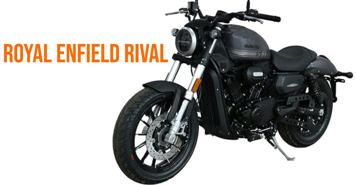 Harley-Davidson entry-level 300 cc motorcycle that will challenge Royal Enfield