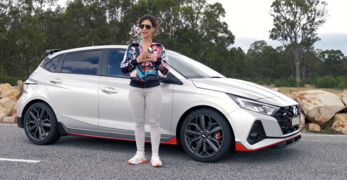 India-bound Hyundai i20 N: What the high performance hatchback feels on the track [Video]