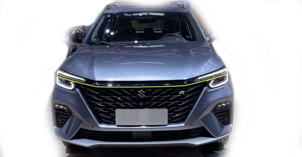 "Maruti Suzuki to launch a new ""Baleno-based"" Compact-SUV"