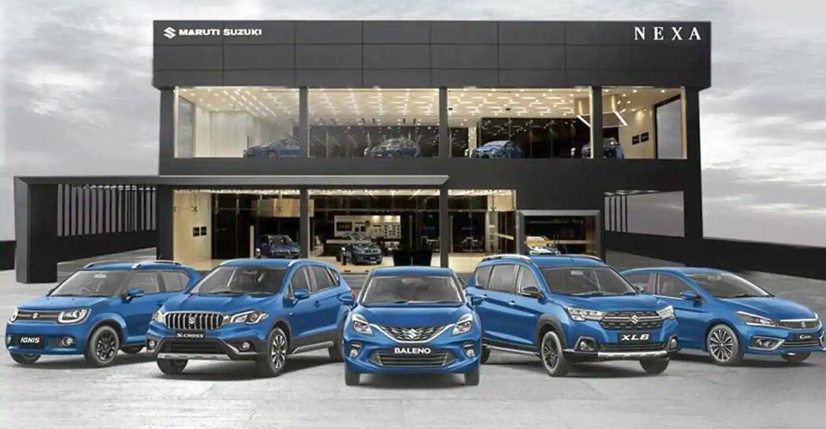 Maruti Suzuki Discounts on Nexa cars for March 2021: Baleno to Ciaz