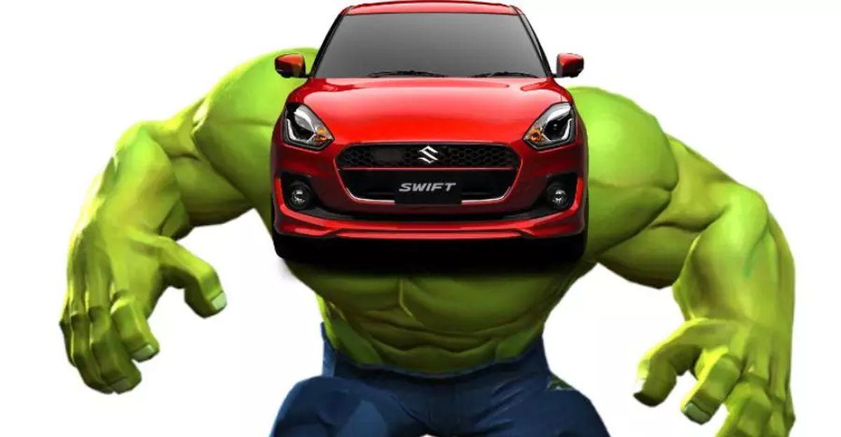 Maruti Suzuki Swift is India's BEST selling car, Alto beaten