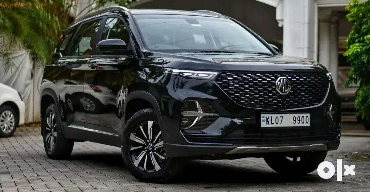Almost new MG Hector Plus SUVs for sale