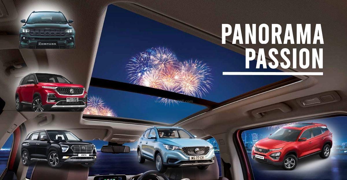 10 affordable cars that offer panoramic sunroofs: Hyundai Creta to Tata Safari