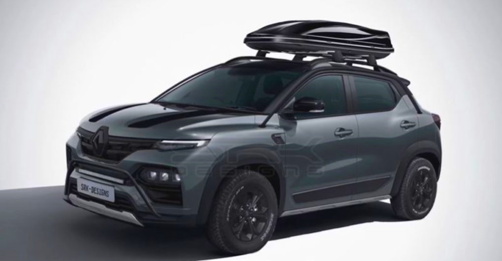 Renault Kiger Adventure Edition: What it could look like - CarToq.com