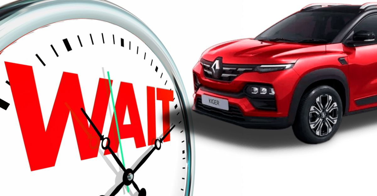 Renault Kiger waiting period gets longer: Hits 2 months+