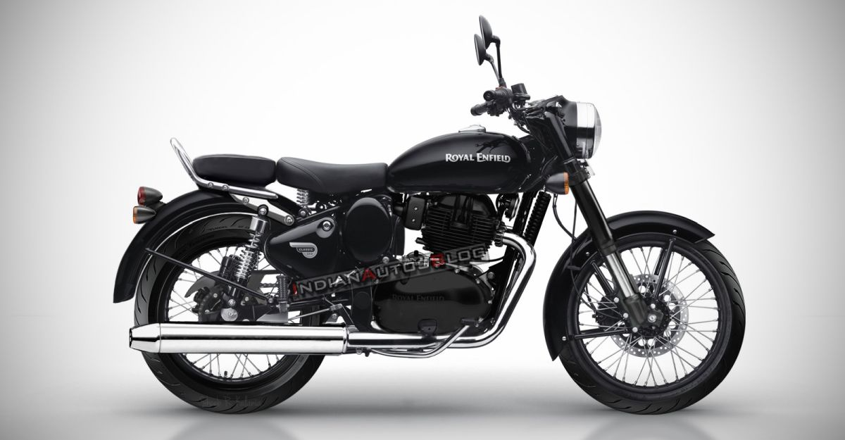 Royal Enfield Classic 650: What it'll look like
