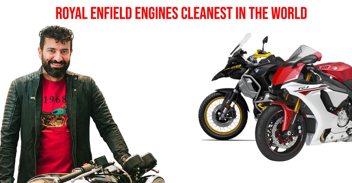 Royal Enfield engines cleaner than ones built by BMW, Ducati, KTM & more: We explain