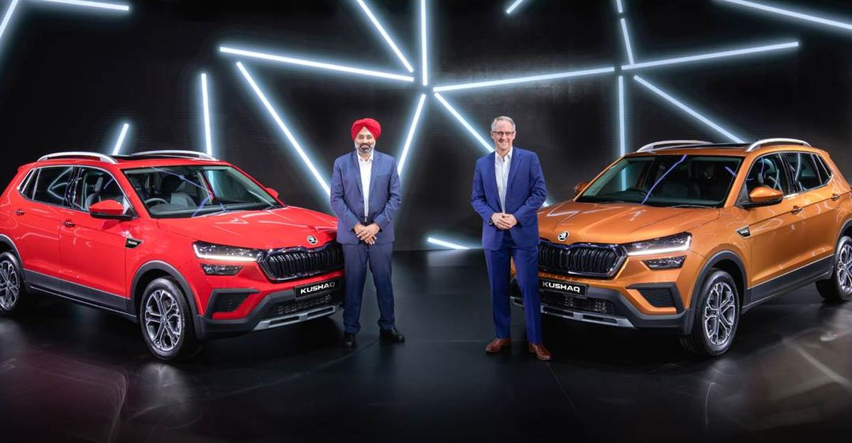 Skoda Kushaq compact SUV's official launch & price announcement timeline revealed officially