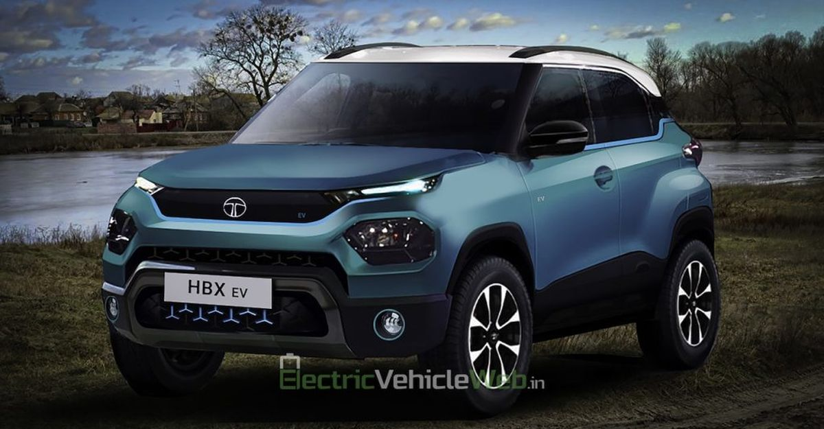 Tata Hornbill HBX micro SUV: What its electric version will look like