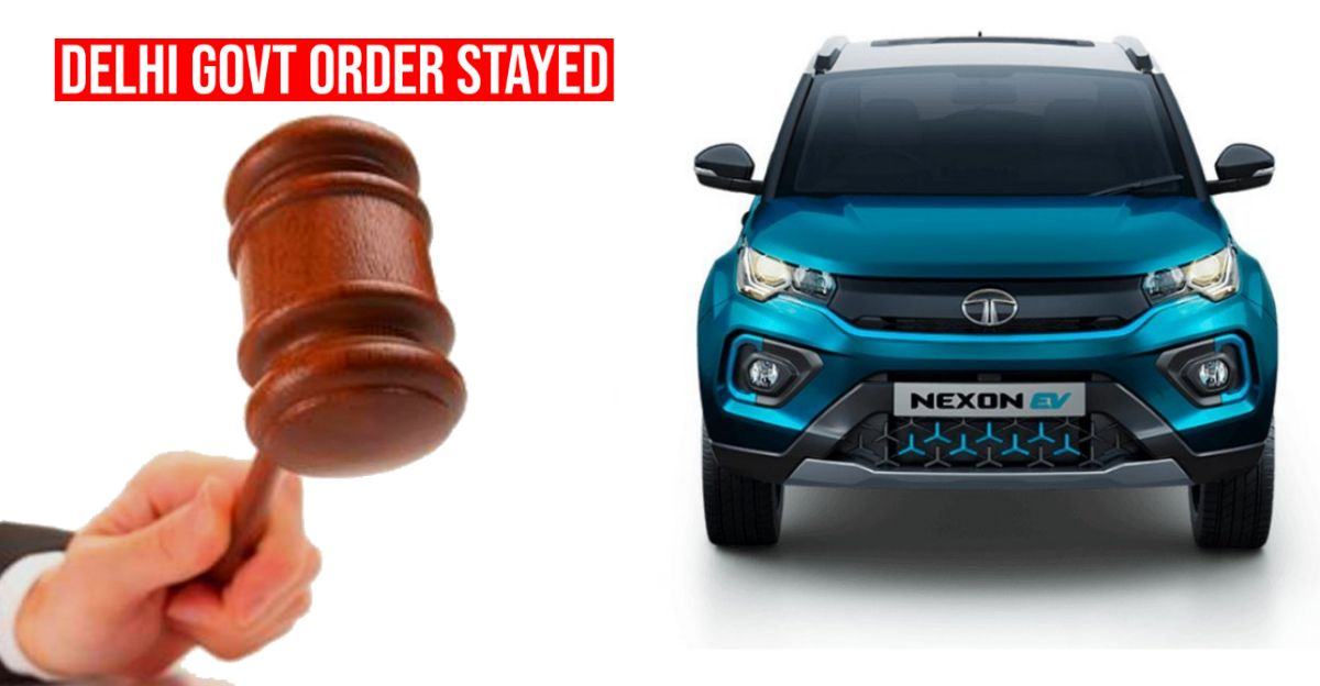 High court stays Delhi Govt that delisted the Tata Nexon EV from subsidy